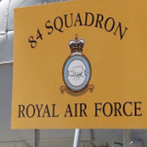 Hoot and roar: 100 years of 84 Squadron