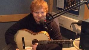 Ed Sheeran in Afghanistan