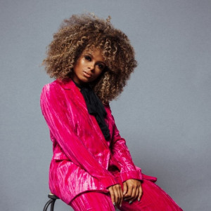 Fleur East On Track With Forces Radio BFBS