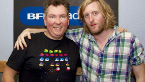 Andy Burrows Music Special with Frank McCarthy