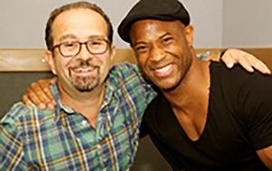 Shaun Escoffery Music Special with Mario