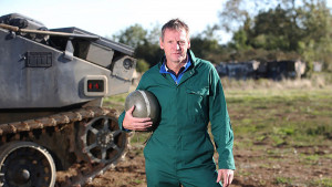 On Track with Stuart Pearce