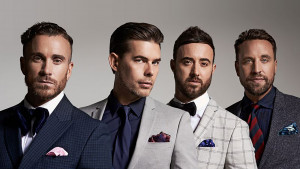 The Overtones: Recovery